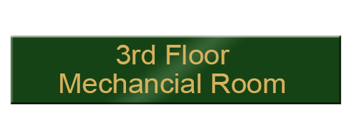 10x2 Engraved brass nameplates for executives, offices or any professional workplace. 5 Colors of brilliant brass are precision engraved in a variety of fonts. Low prices and fast shipping. NapNameplates.com